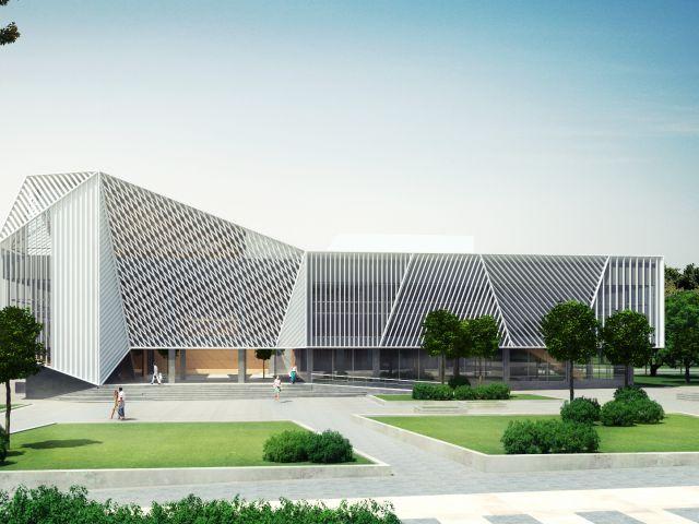 Резултат с изображение за реконструкция на културния дом на нефтохимика