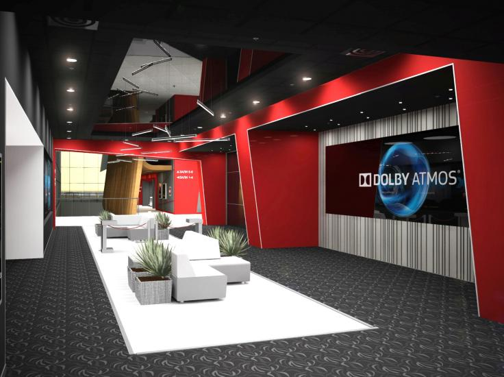 кино арена отваря Imax зала в мол марково тепе Gradatbg