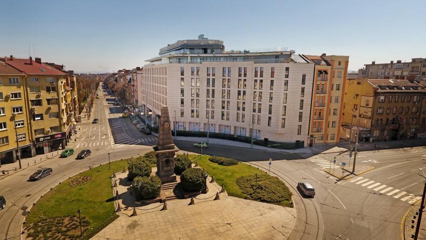 Хотел Hyatt Regency Sofia получи разрешение за ползване   gradat.bg